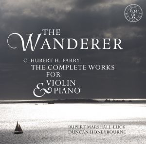 The Wanderer album cover EMRCD050-52
